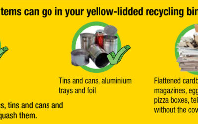 Are you unsure what to recycle?